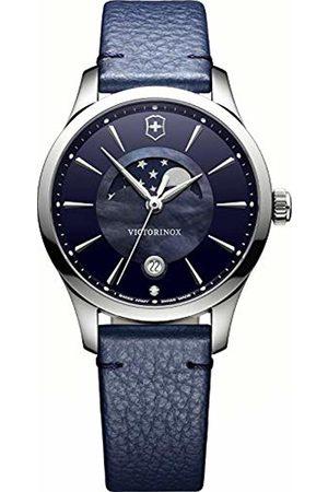 Victorinox Women's Analogue Quartz Watch with Leather Strap 241794