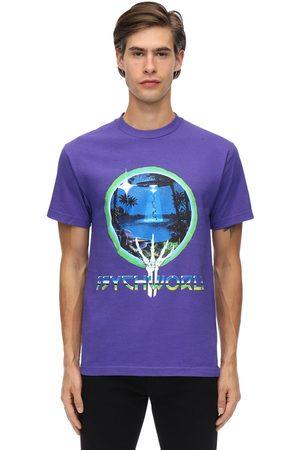 PSYCHWORLD Deadworld Cotton Jersey T-shirt