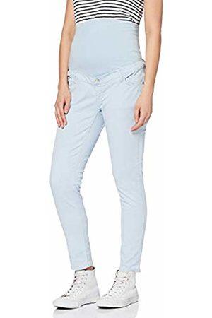 Esprit Women's Pants Otb Slim 7/8 Capri Maternity Trousers