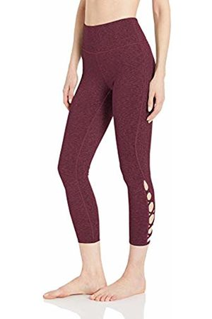 CORE High Waist Lattice 7/8 Crop Legging-24 Yoga Pants
