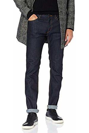 HUGO Men's Slim Jeans 708, Blau (Dark 401)