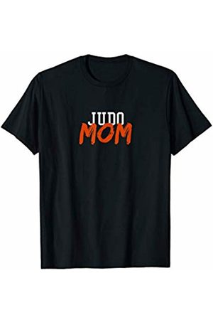 QFire JUDO Mom Summer Winter Sports T-Shirt