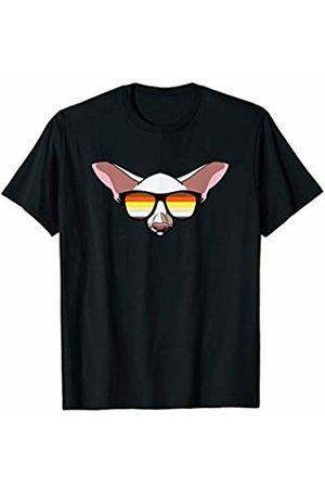 LGBT Flag Oriental Shorthair by Mezziteez Men Sunglasses - Oriental Shorthair Cat Mom Sunglasses