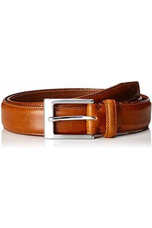 Selected Homme NOS Men's Slhfillip Formal Belt Noos B Cognac)