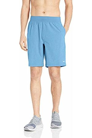 Amazon Woven Stretch Training Short Medium Heather