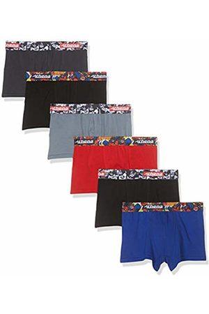 ATHENA Color Boy Short, Anthracite/GRIS/Noir/BLEU/Rouge 9000