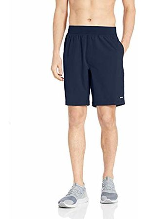 Amazon Woven Stretch Training Short Navy