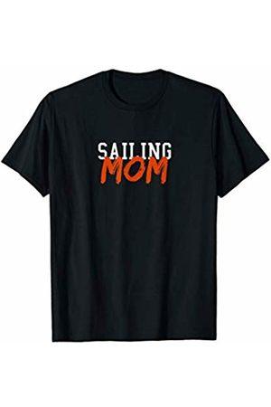 QFire SAILING Mom Summer Winter Sports T-Shirt
