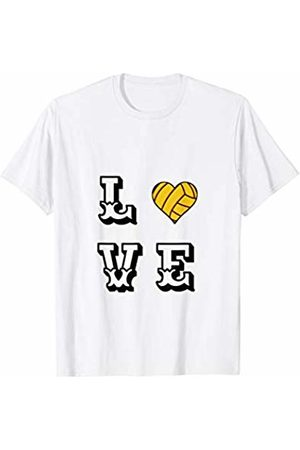 Water Polo Valentine's Day T-Shirt for Men & Women Water Polo Love Gift T Shirt | For Player