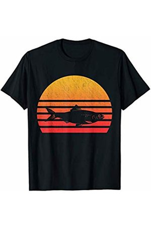 Classic Vintage Retro T-Shirts Vintage Retro Sunset Herring T-Shirt