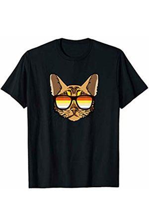 LGBT Flag Bengal by Mezziteez Bengal Cat Sunglasses