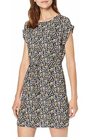 Vero Moda Women's Vmsimply Easy Ss Short Dress, AOP:Karen