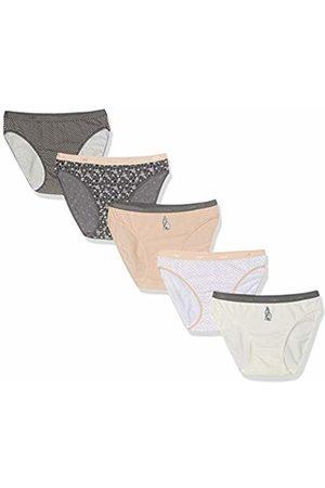 DIM Women's Slip LES Pockets Coton X5 Panties