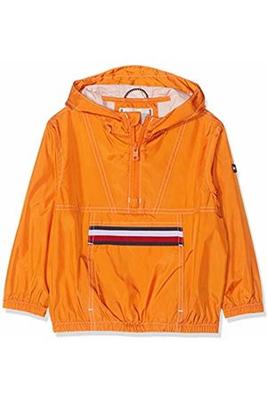 Tommy Hilfiger Baby U Pop Over Jacket, Russet 800