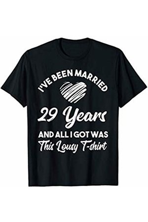 Medotukito 29th Wedding Anniversary Gift and All I Got Was This Shirt