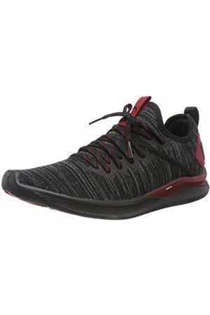 Puma Men's Ignite Flash Evoknit Running Shoes, -Rhubarb 22