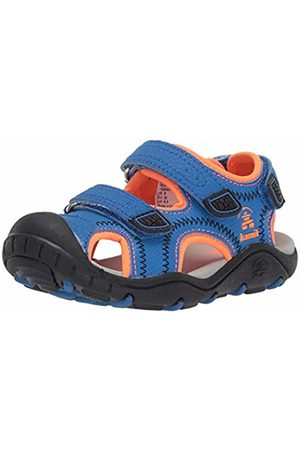 Kamik Unisex Kids' SEATURTLE2 Ankle Strap Sandals
