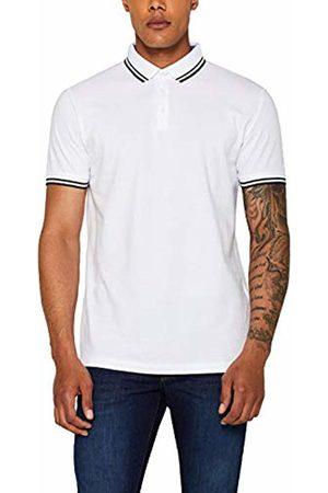 Esprit Men's 079ee2k015 Polo Shirt, ( 100)