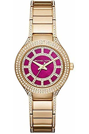 Michael Kors Womens Analogue Quartz Watch with Stainless Steel Strap MK3442