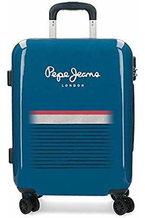 Pepe Jeans Yarrow Hand Luggage 55 Centimeters 38.4 (Azul)