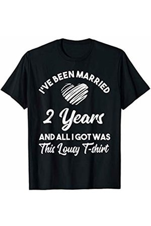 Medotukito 2nd Wedding Anniversary Gift and All I Got Was This Shirt