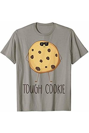 Awesome Funny Cookie Shirts Tough Cookie Cool Funny Cookie in Sunglasses T Shirt
