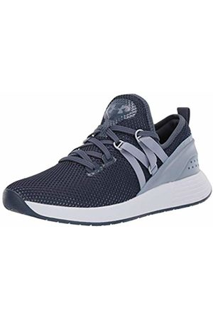 Under Armour Women's Breathe Trainer x NM Fitness Shoes, (Downpour Gray/ / Heights 401)