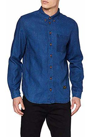 Kings of Indigo Men's Enda Pocket Casual Shirt