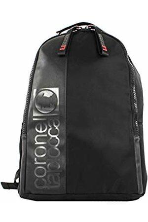 Coronel Tapiocca Nylon Men's Backpack, (Negro)
