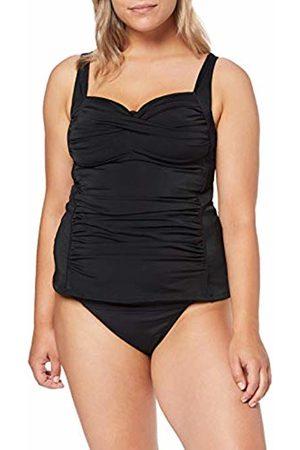 Swim by Zizzi Women's Tankini Swimming Costume, ( 0199)