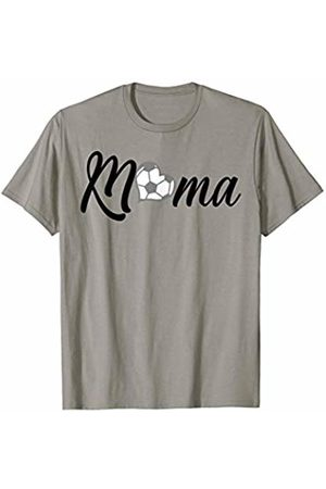 Hadley Designs Soccer Ball Mama Mom Life for Women Gift Mothers Day Funny T-Shirt