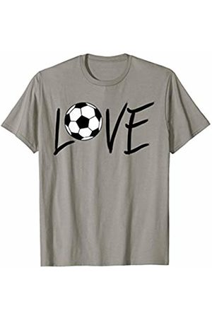 Hadley Designs Love Soccer Mom Life for Women Cute Gift Ball Mothers Day T-Shirt
