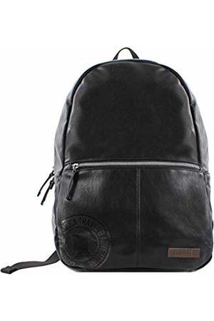 Coronel Tapiocca Classic Men's Backpack, (Negro)