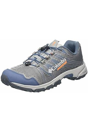 Columbia Women's Mountain Masochist- IV Trail Running Shoes, Slate , Jupiter 099
