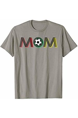 Hadley Designs Vintage Retro Soccer Mom for women Mothers Day Gift Funny T-Shirt