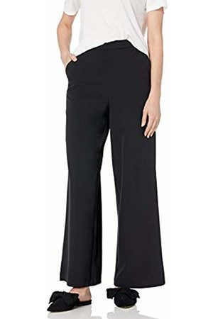 The Drop Rosa Wide Leg Pull-on Soft Trouser