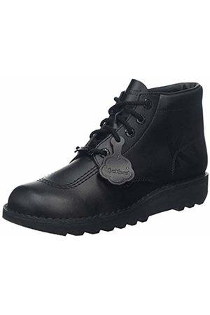 Kickers Unisex Adult's Kick Hi Luxe Classic Boots, Blk