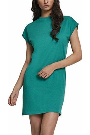 Urban classics Women's Ladies Turtle Extended Shoulder Dress Fresh 00471