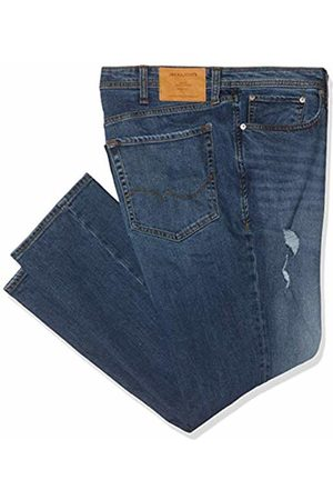 Jack & Jones Men's Jjitim Jjoriginal Am 918 Ps Slim Jeans, Denim
