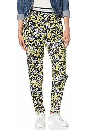 s.Oliver Women's 21.905.73.4502 Trouser, ( Ink AOP 59A3)
