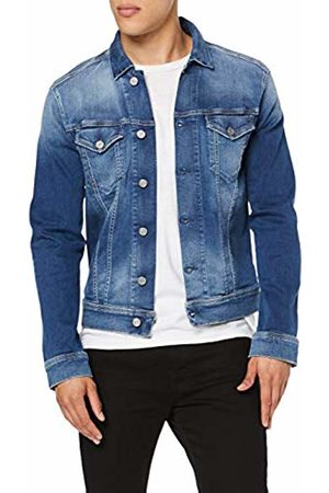 Replay Men Denim Jackets - Men's Mv842k.000.661 404 Denim Jacket