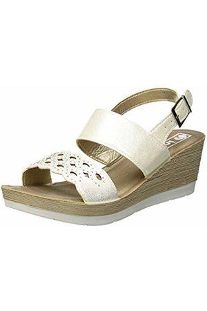 Inblu Women's Elice Ankle Strap Sandals