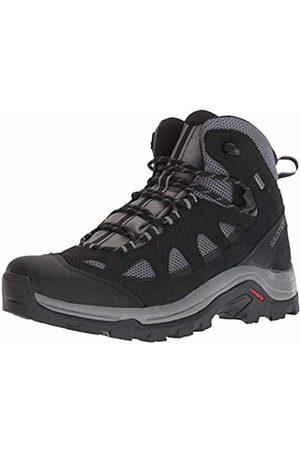 Salomon Men's Hiking Boots, Authentic LTR GTX, Magnet/ /Quiet Shade