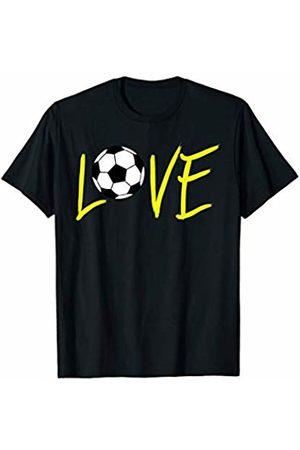 Hadley Designs Love Funny Crazy Soccer Mom Life Christmas Gift for Women T-Shirt