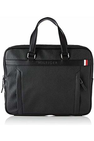 Tommy Hilfiger Coated Canvas Slim Computer Bag, Men's Laptop