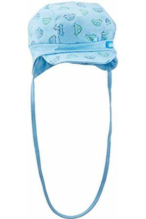 Döll Baby Boys' Bindemütze Mit Schirm Jersey Sun Hat, (Air