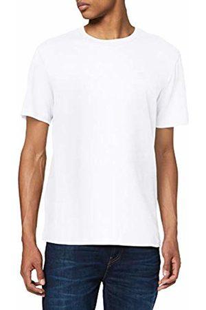 Scotch&Soda Men's Nos Cotton Tee with Wider Neck Rib T-Shirt, ( 00)