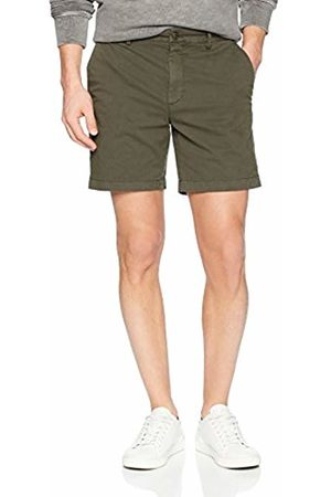 Goodthreads 7 Inch Inseam Flat Front Stretched Chino Short