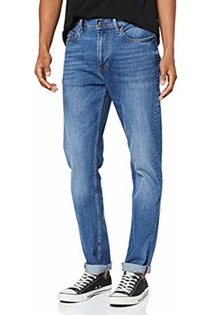Tommy Hilfiger Men's Tapered Fit Str Aiken Straight Jeans