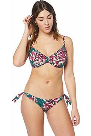 IRIS & LILLY Women's DD+ (fuller/larger bust) Bikini Top